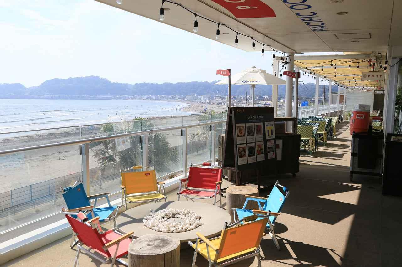 Images : 16番目の画像 - 「POST」は海を見渡すおしゃれなカフェレストラン - webオートバイ