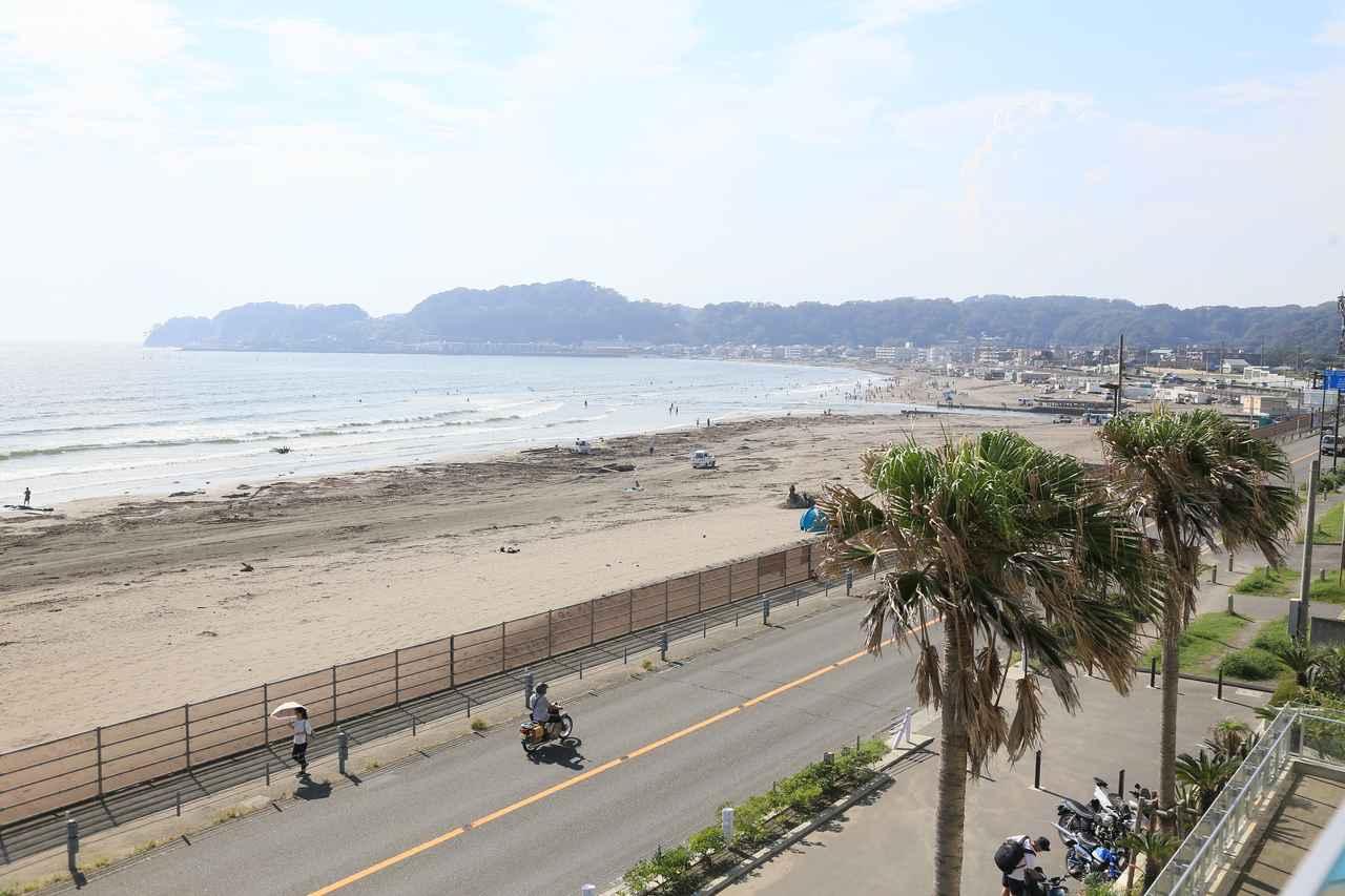Images : 15番目の画像 - 「POST」は海を見渡すおしゃれなカフェレストラン - webオートバイ