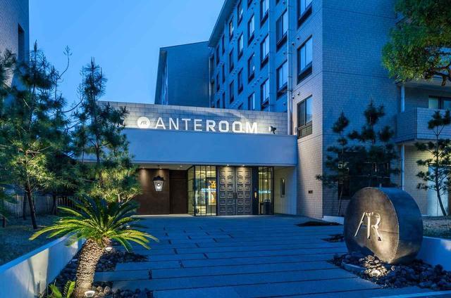 画像: ホテル アンテルーム 京都「HondaGO BIKE STAND」概要