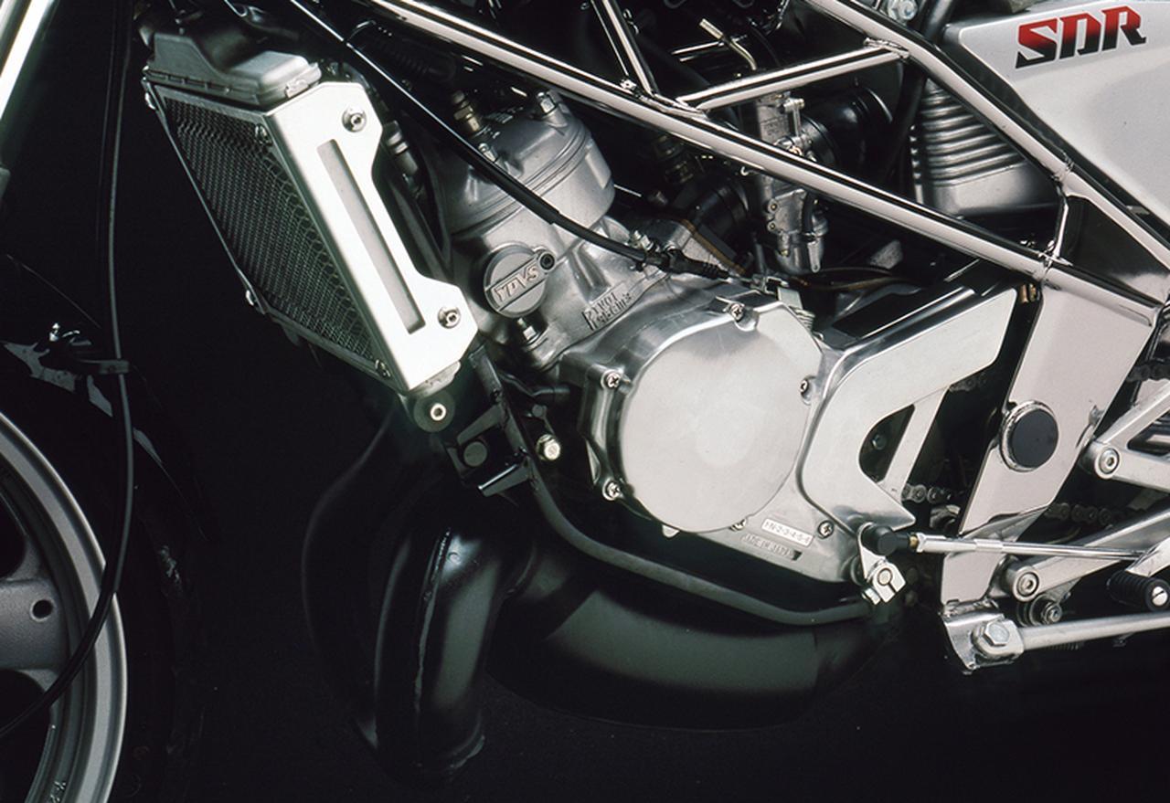 Images : 4番目の画像 - SDRの写真をまとめて見る - webオートバイ