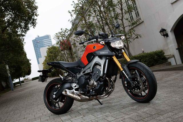 画像: 3気筒モデルをメジャーに押し上げた『YAMAHA MT-09』を振り返る! - webオートバイ