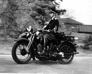 陸王モーターサイクル 陸王VFE-LTS 1953 年