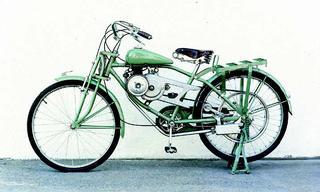 ホンダ A 型 1947年