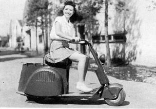 冨士工業 ラビットS-1 1946 年