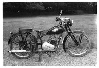 東京発動機 トーハツTFL/M 1950 年
