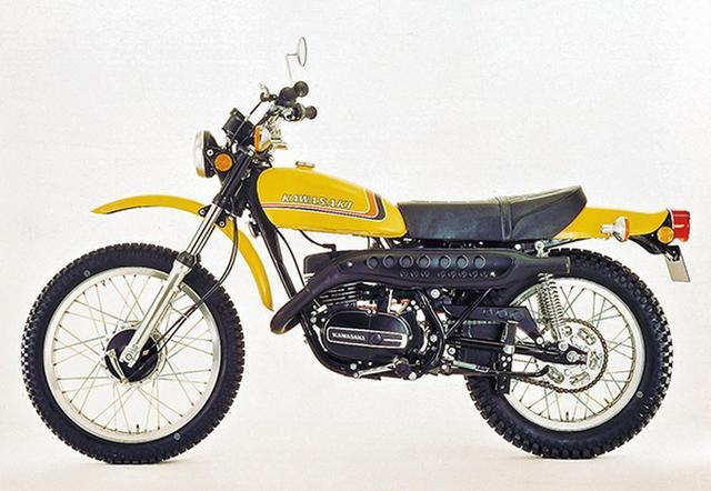 画像: 1972 250TR(F11)
