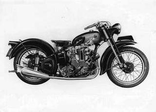エーブモーター エーブスターCV350 1952 年
