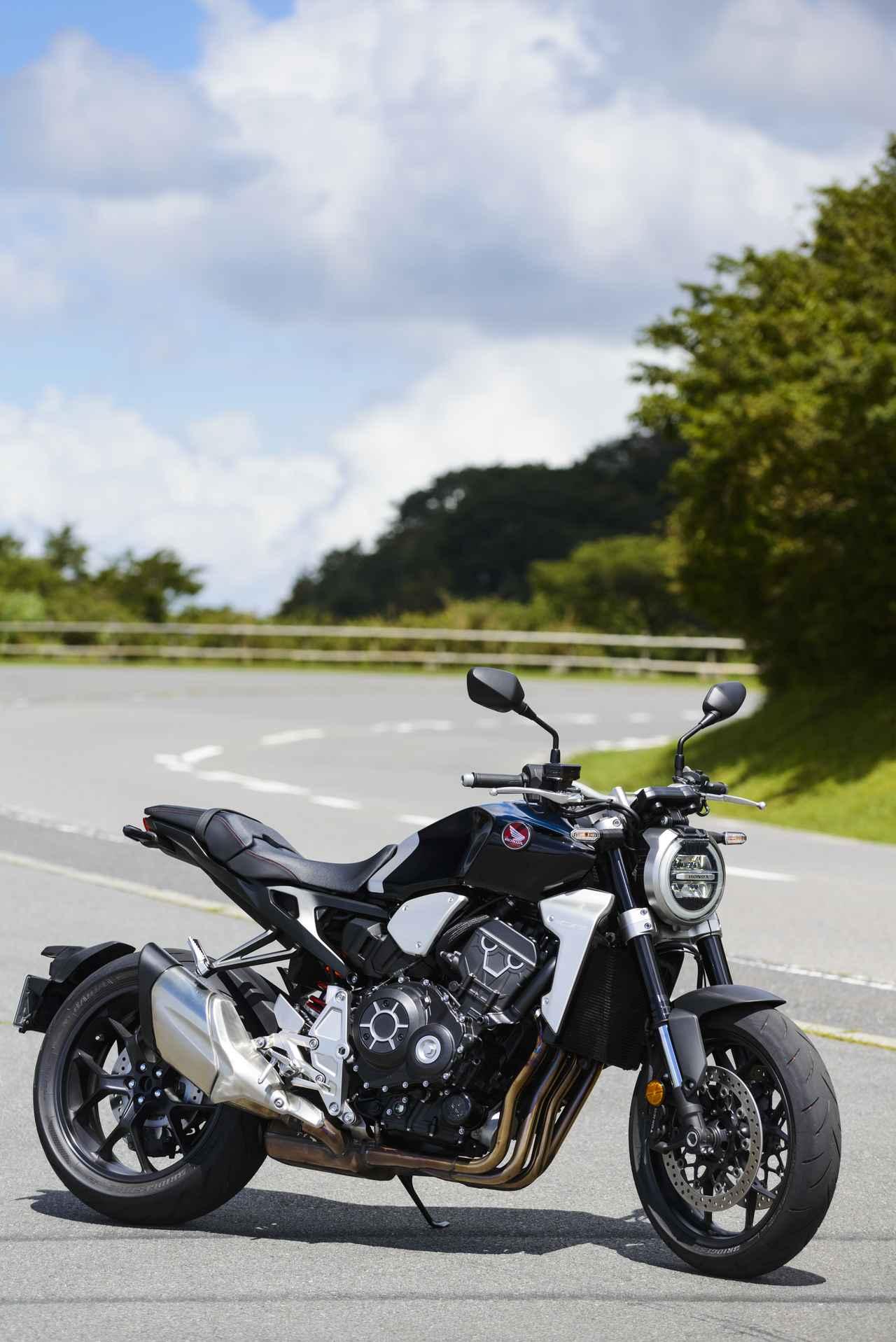 画像1: 【試乗インプレ】ホンダ「CB1000R」/新たなる伝説を作る新世代CBのトップモデルを徹底検証!