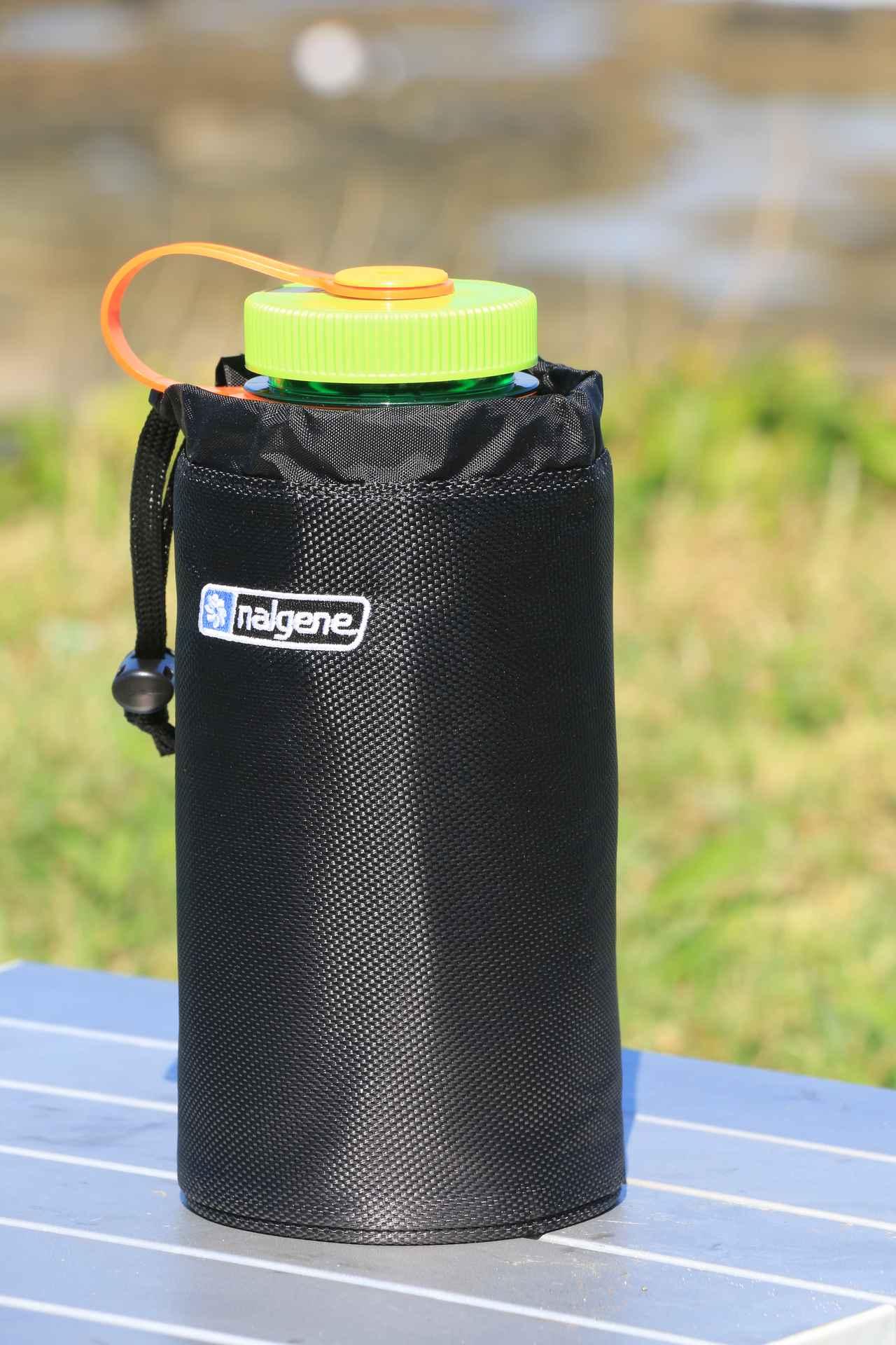 画像2: 「ナルゲンボトル」って知ってる? キャンプツーリングを楽しくする、タフで便利なプラスチックボトル【編集部員の夏休み④】