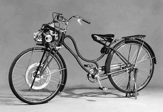 東京発動機トーハツパピーTRD 1952 年