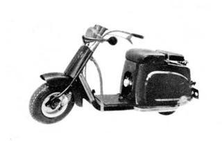 冨士工業 ラビットS-41 1950 年