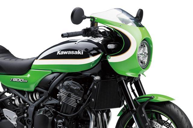 画像: カワサキ「Z900RS」「Z900RS CAFE」の2020年モデルどっちの色が好き? - webオートバイ