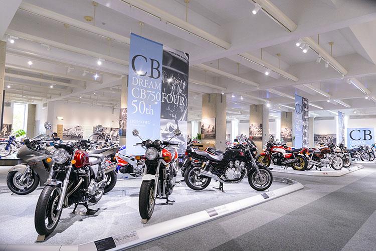 画像: HONDA CB750FOUR誕生50年記念 ホンダコレクションホールで歴代CB&レーサーを特別展示 CB!CB!!CB!!!   WEB Mr.BIKE