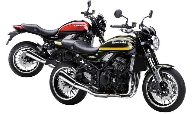 画像: カワサキZ900RS「火の玉カラー」と「タイガーカラー」どっちの色が好き? - webオートバイ