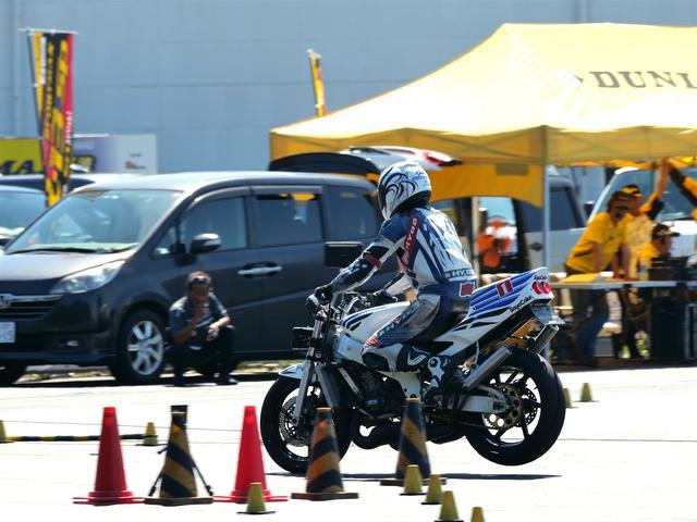 画像: オートバイ杯、秋の連戦がスタート