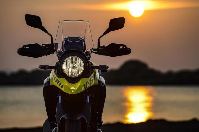 画像: スズキ Vストローム250 ABS ② 第9回 - webオートバイ