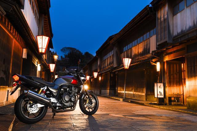 画像4: 能登路をゆっくりと。大型バイクにはない魅力がある