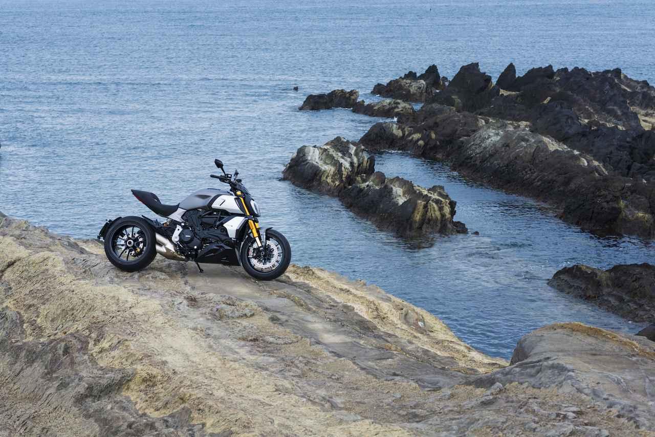 画像: Ducati Diavel1260S 主なスペックと価格