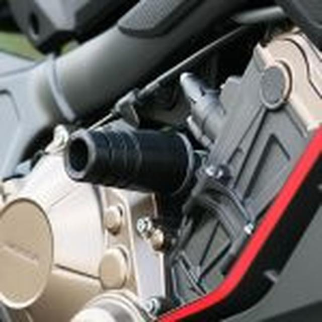 画像1: バイク マフラー バックステップのストライカー COLOR'S INTERNATIONAL | カラーズインターナショナル | STRIKER