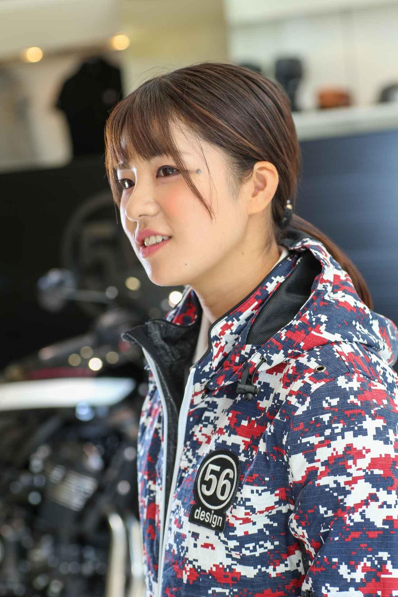 Images : 4番目の画像 - 「「56design☆2020年シーズン向け展示会」を、たっぷり楽しんできました!(梅本まどか)」のアルバム - webオートバイ