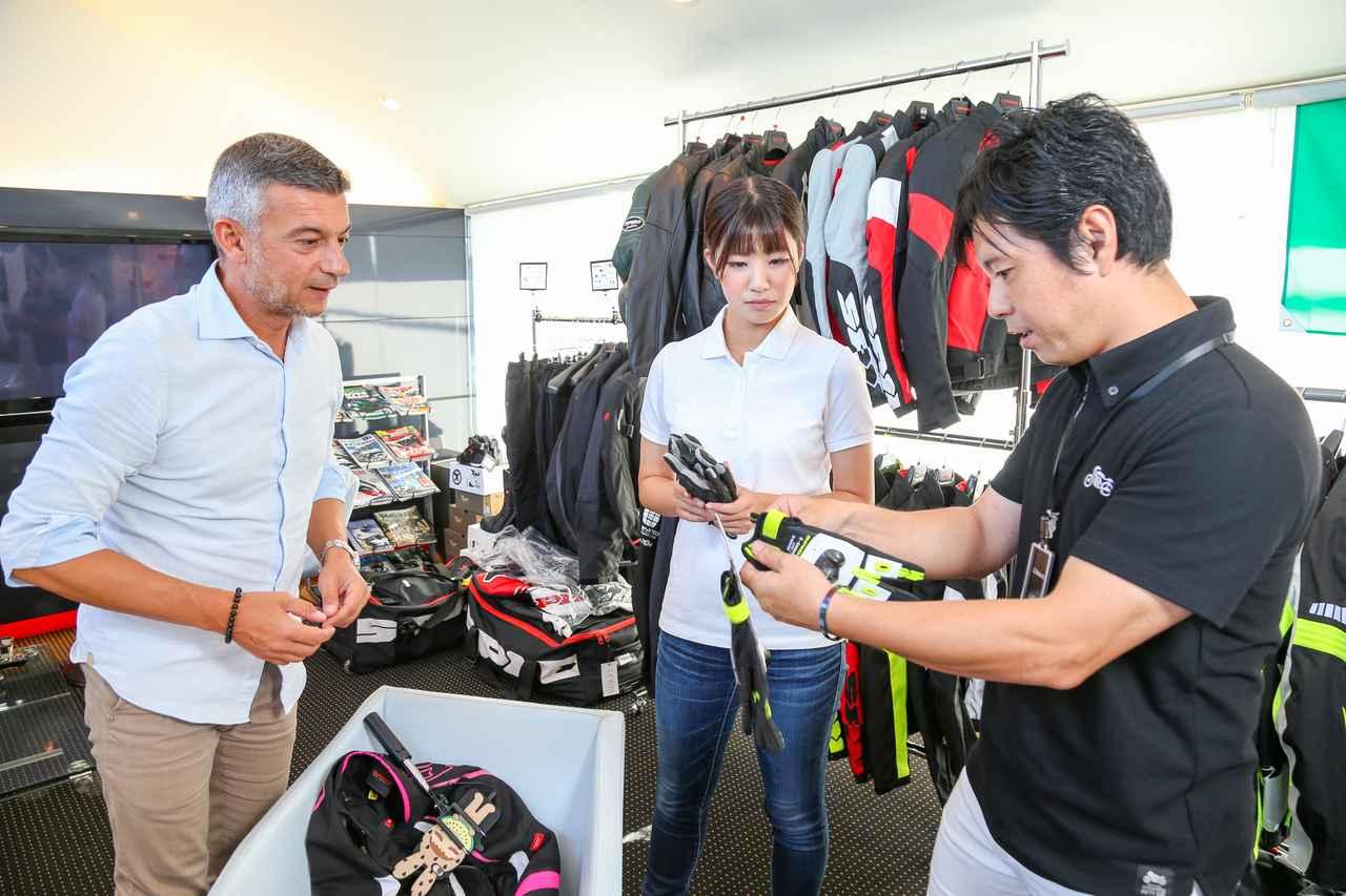 Images : 8番目の画像 - 「「56design☆2020年シーズン向け展示会」を、たっぷり楽しんできました!(梅本まどか)」のアルバム - webオートバイ
