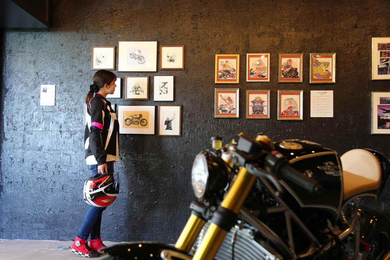 Images : 4番目の画像 - 【ゆるふわ 3枚刃】スズキKATANA試乗レポート!(梅本まどか) - webオートバイ