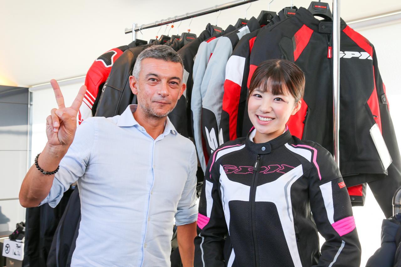 Images : 11番目の画像 - 「「56design☆2020年シーズン向け展示会」を、たっぷり楽しんできました!(梅本まどか)」のアルバム - webオートバイ