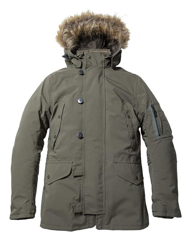 画像2: パワーエイジからミリタリーウエア「N3-B」タイプのライディングジャケットが新登場