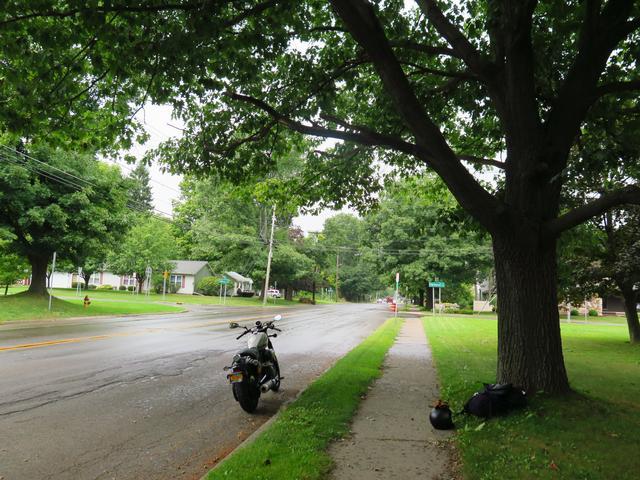 画像1: ニューヨーク観光を満喫したのち、バイク旅へ