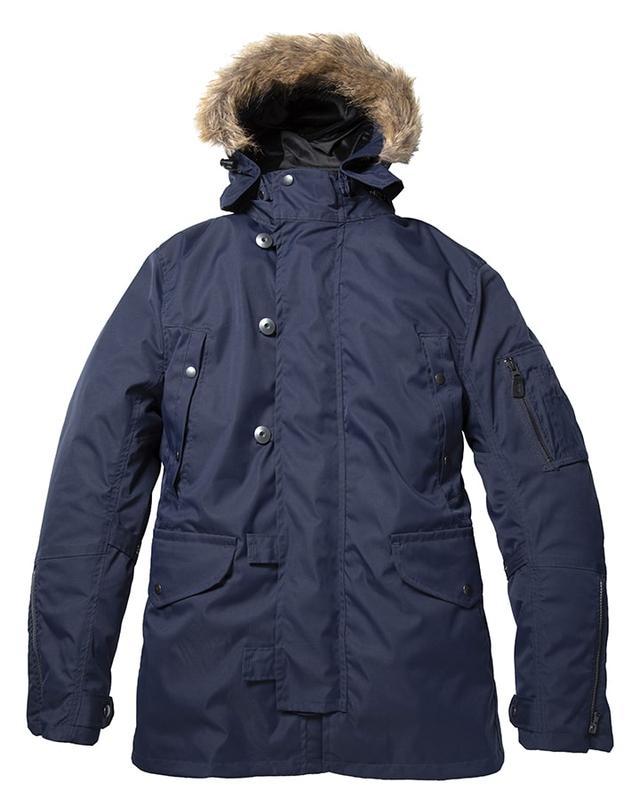 画像3: パワーエイジからミリタリーウエア「N3-B」タイプのライディングジャケットが新登場
