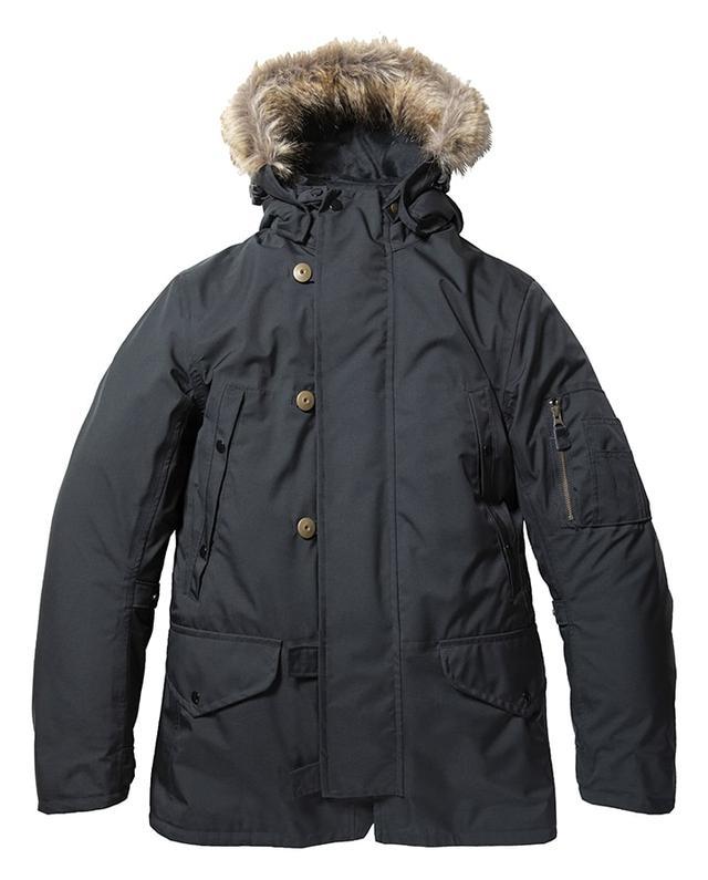 画像1: パワーエイジからミリタリーウエア「N3-B」タイプのライディングジャケットが新登場