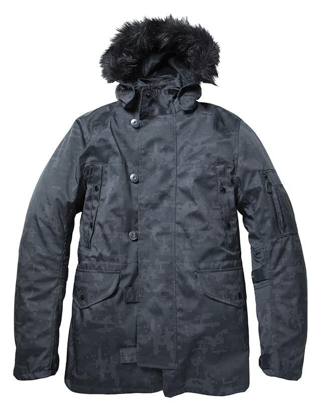 画像4: パワーエイジからミリタリーウエア「N3-B」タイプのライディングジャケットが新登場