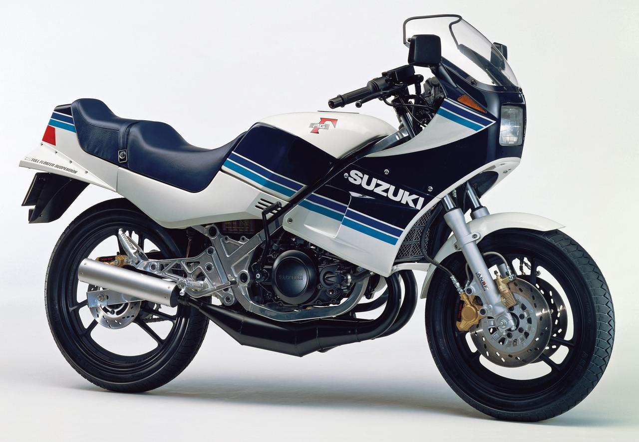 Images : 1番目の画像 - RG250Γの写真をまとめて見る - webオートバイ
