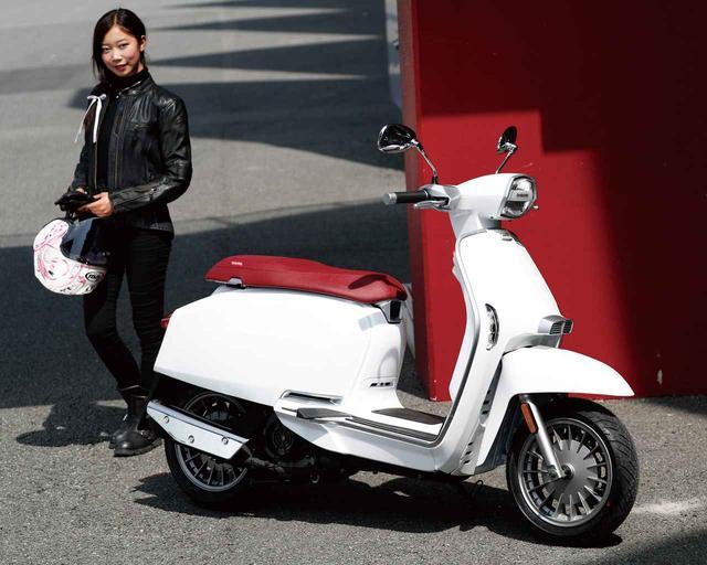 画像: いま注目の原付二種スクーター、ランブレッタ「V125 Special Flex」をインプレッション! - webオートバイ