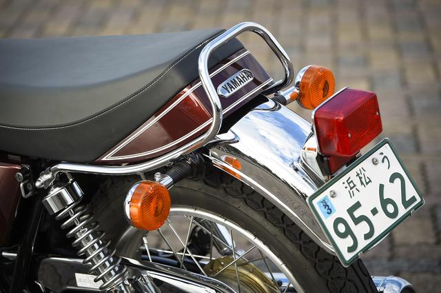 画像4: クラシックバイクで最も洗練されたSR400