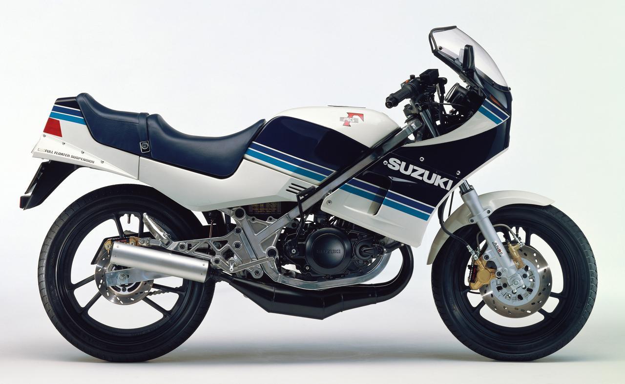 Images : 2番目の画像 - RG250Γの写真をまとめて見る - webオートバイ