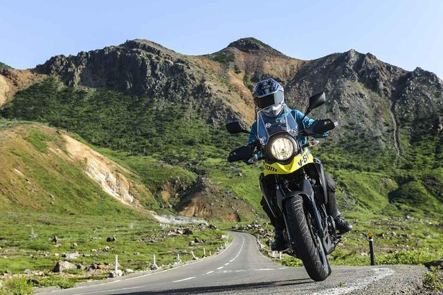 画像: スズキ Vストローム250 ABS - webオートバイ