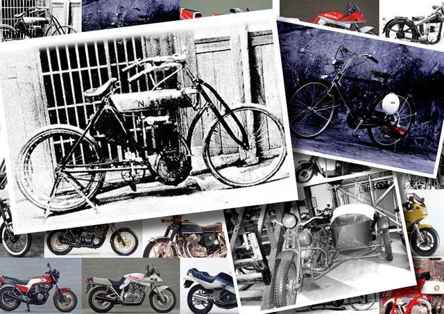 画像2: 日本内燃機 くろがね号 97式側車付自動二輪1937年