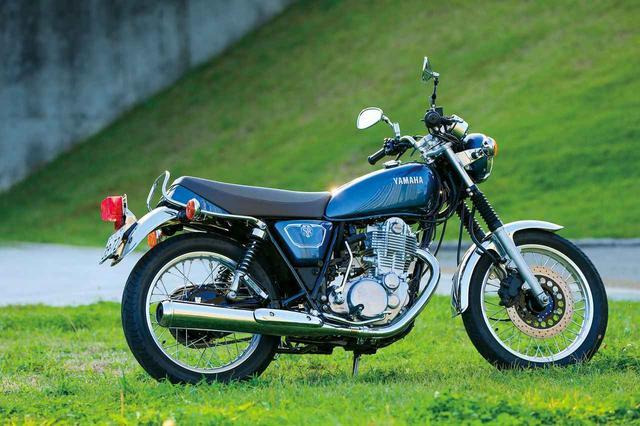 画像: 40年という時を経てなお色褪せないシングルスポーツ『YAMAHA SR400』#魅惑のネオクラシックBRAND - webオートバイ