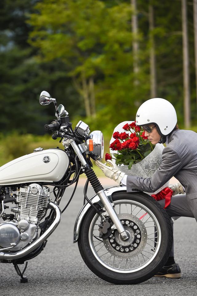 画像5: クラシックバイクで最も洗練されたSR400