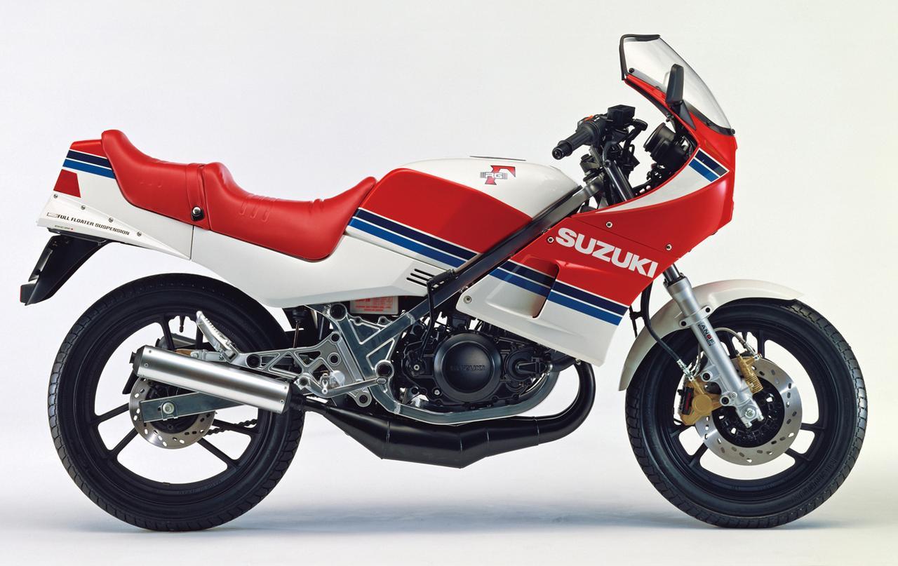 Images : 6番目の画像 - RG250Γの写真をまとめて見る - webオートバイ