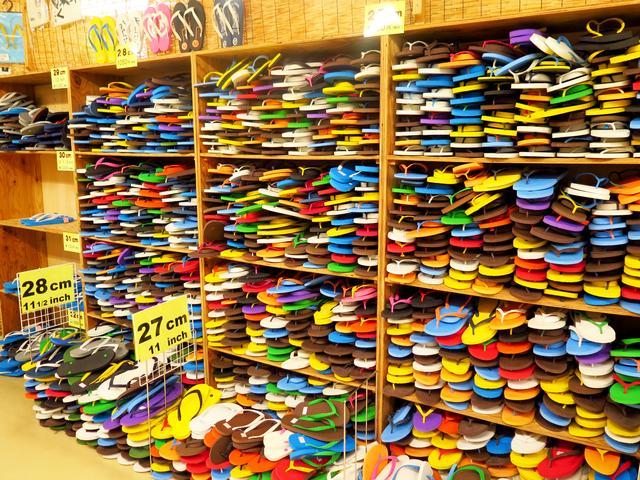 画像: お店のこの光景は圧巻です。
