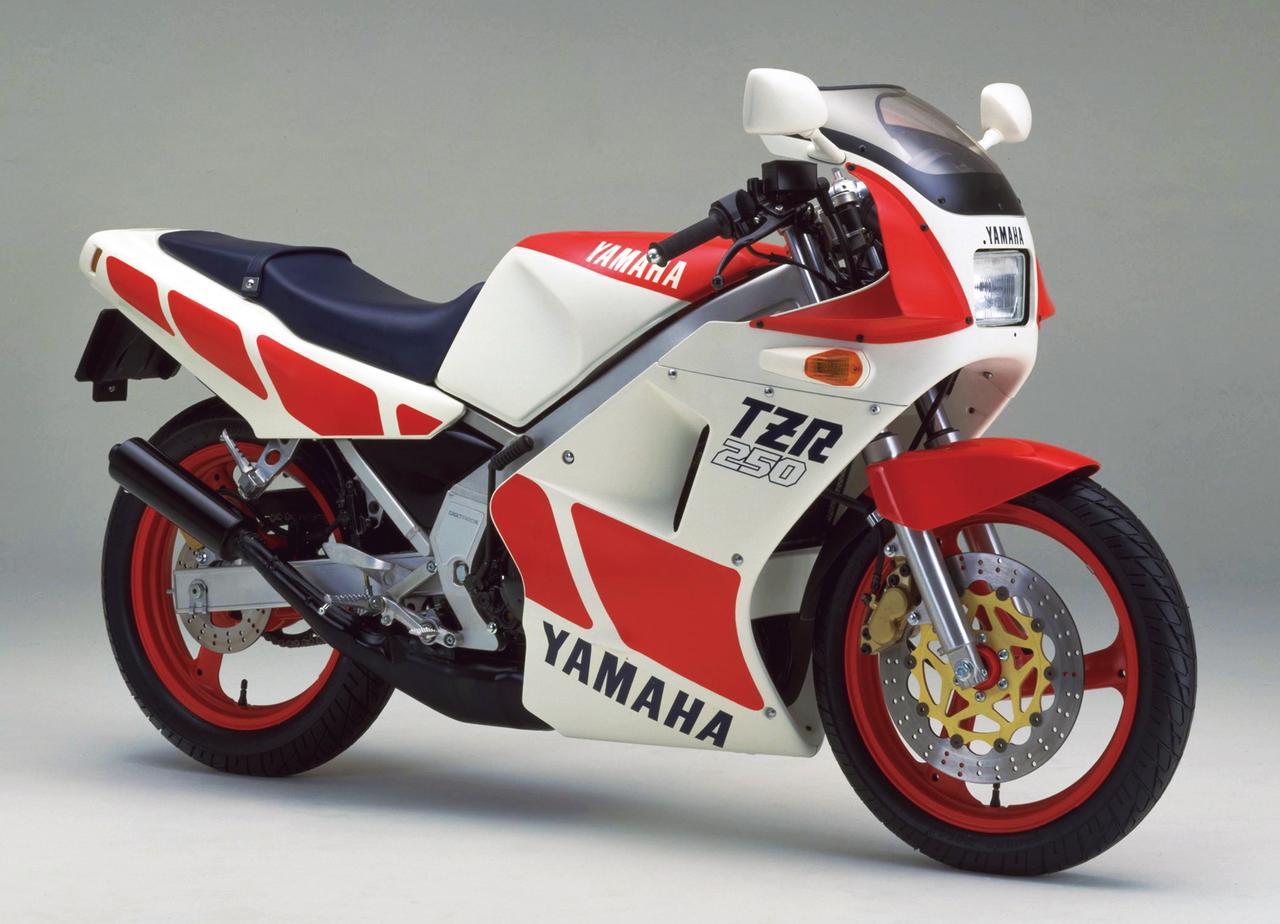 Images : 1番目の画像 - TZR250の写真をまとめて見る - webオートバイ