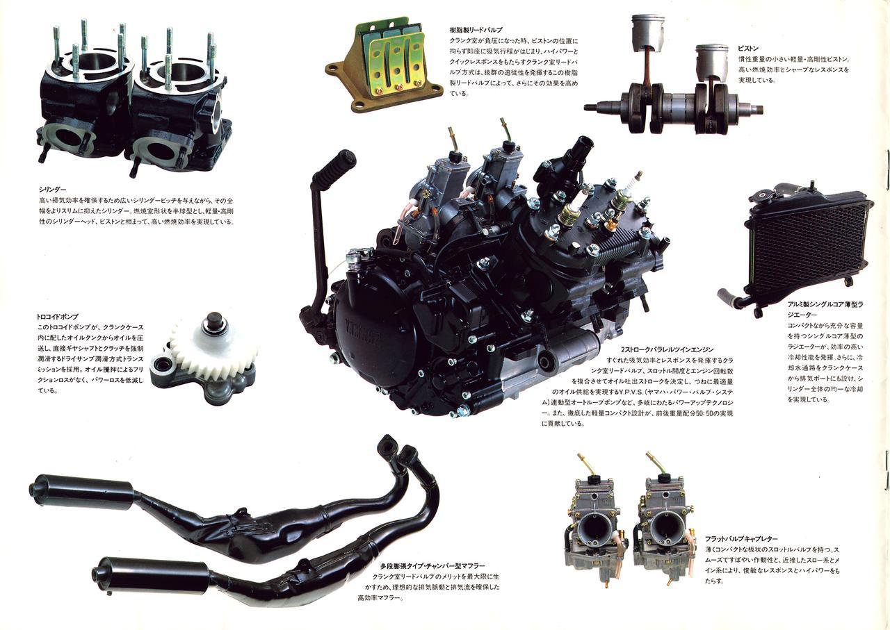Images : 6番目の画像 - TZR250の写真をまとめて見る - webオートバイ