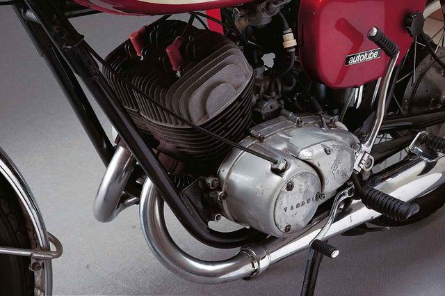 画像3: ツーリングモデルとしても広く受け入れられた「YDS-3」