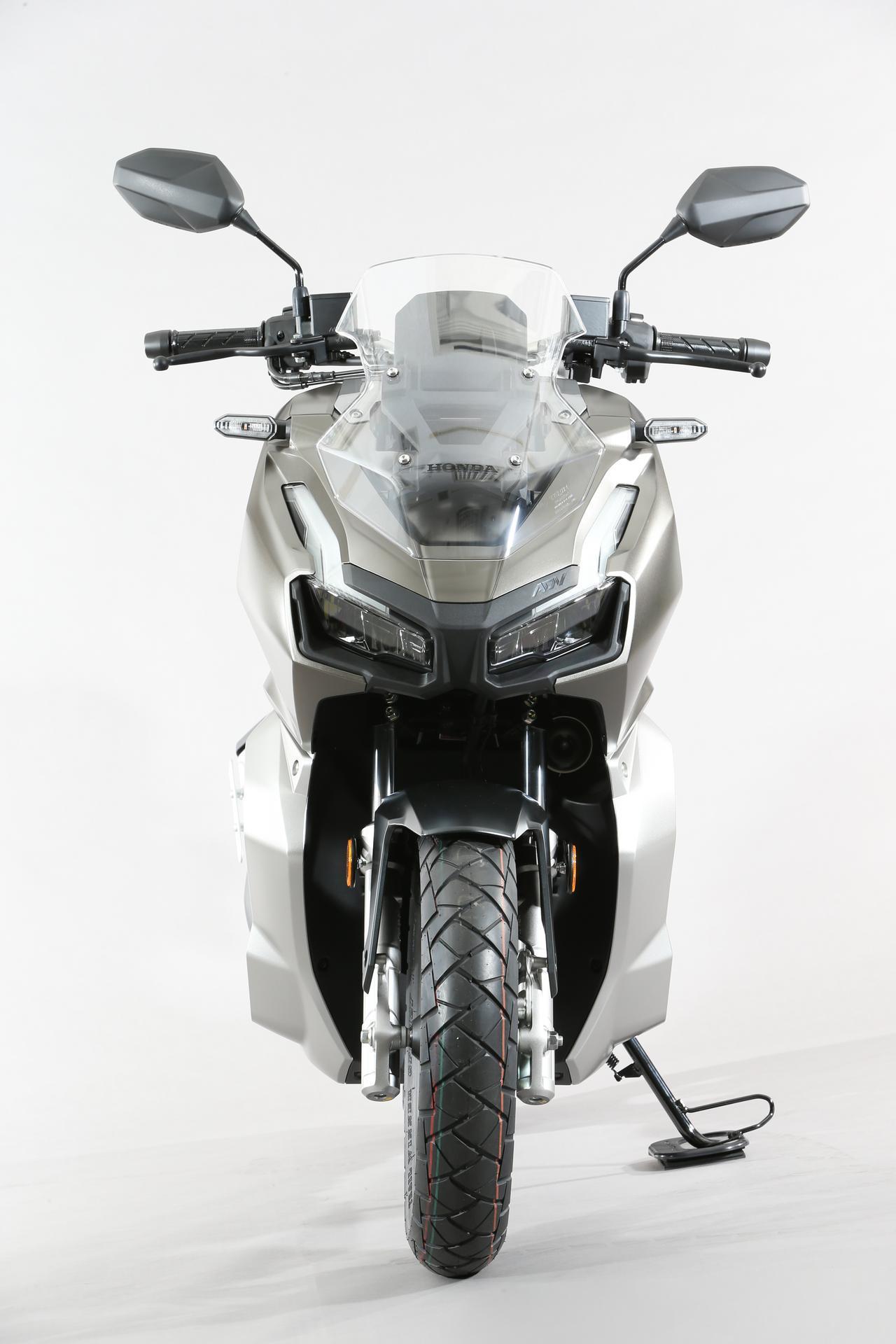 画像4: ADV150 東京モーターショー参考出品車(市販予定車)