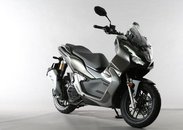 画像1: ADV150 東京モーターショー参考出品車(市販予定車)