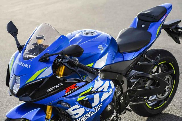 画像: 百聞は一見に如かず。最新GSX-R1000Rで旅してみよう!