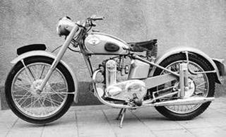 日本高速機関 ホスクBA 1954年