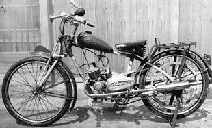 Images : 日東モーターバイク 日東号 1954年